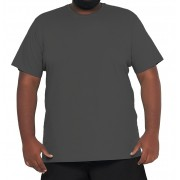 Camiseta XPlus Size Básica Elegante 100% Algodão