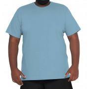 Camiseta XXPlus Size Básica Elegante 100% Algodão