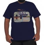 Camiseta Papai Plus Size