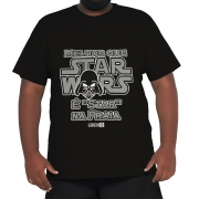 Camiseta Star Wars Plus Size