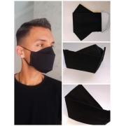 Kit 25 Máscaras 3D Algodão Lavável Atacado para Revenda