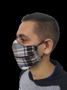 Kit 2 Máscaras Com Zíper Divertida!!