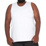 Regata Básica Plus Size 100% Algodão Fio 30.1 Penteada