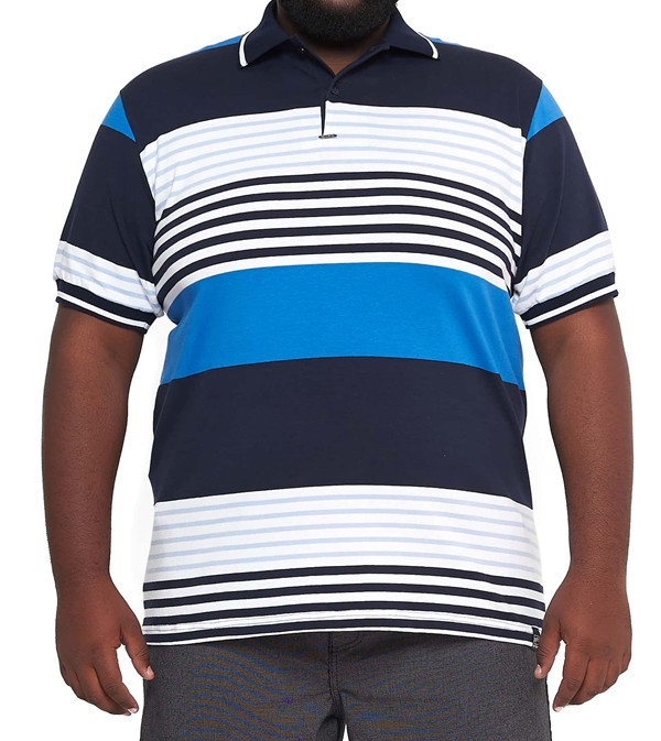 Camisa Polo Listra Plus Size  - HF | High Flight