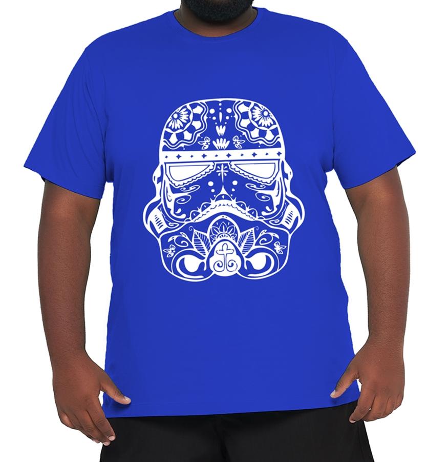 Camiseta Darth Vader Plus Size  - HF | High Flight