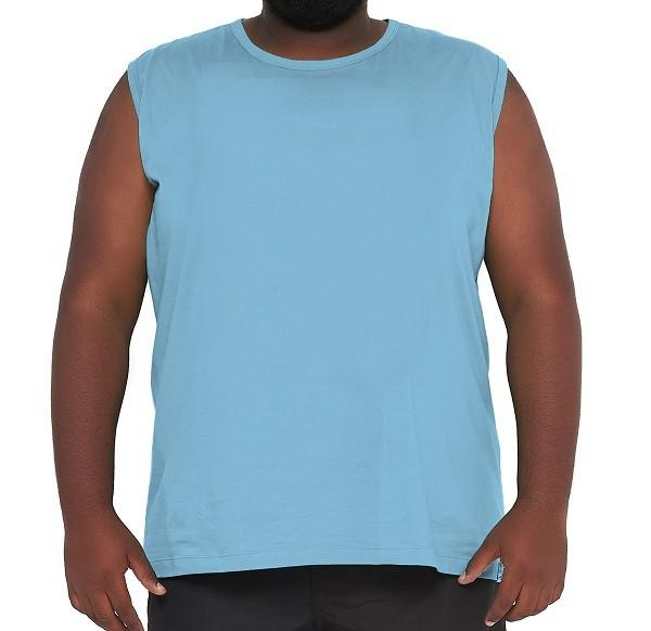 Camiseta Machão Básica 100% Algodão Plus Size  - HF | High Flight