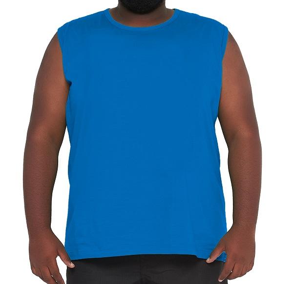Camiseta Machão Básica 100% Algodão XXPlus Size  - HF | High Flight