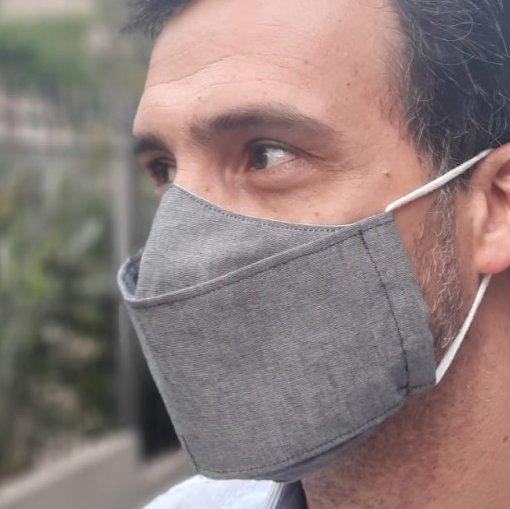Kit 20 Máscaras 3D de Proteção Individual  - HF | High Flight