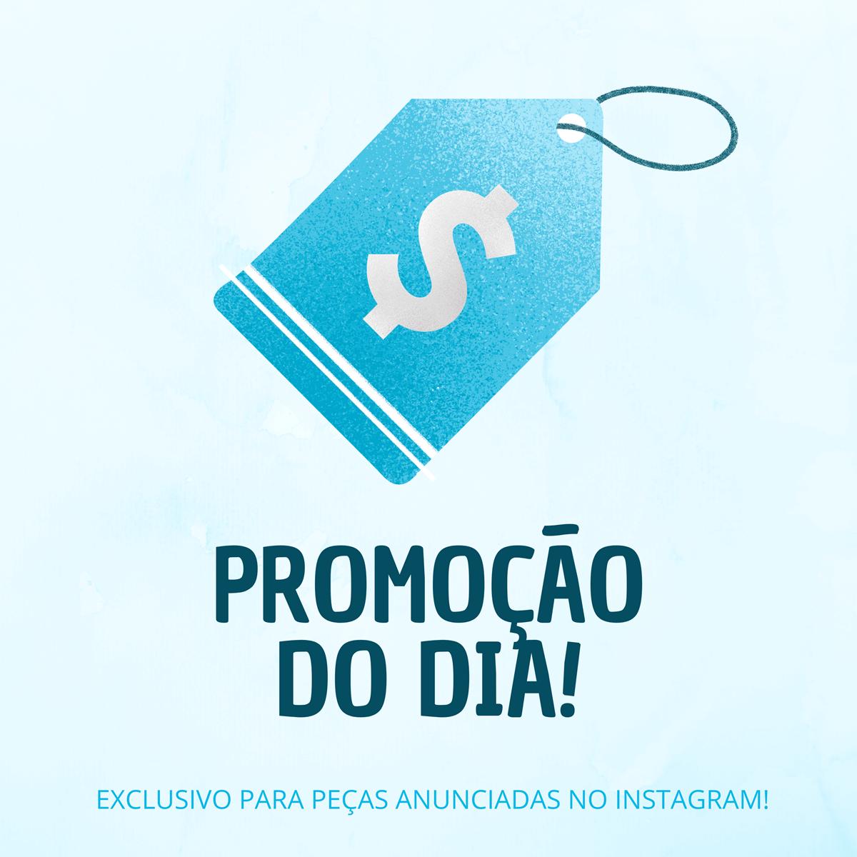 Promoção do dia! Exclusivo para Instagram!!  - HF | High Flight