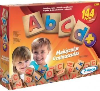ABCD 144 Peças Xalingo