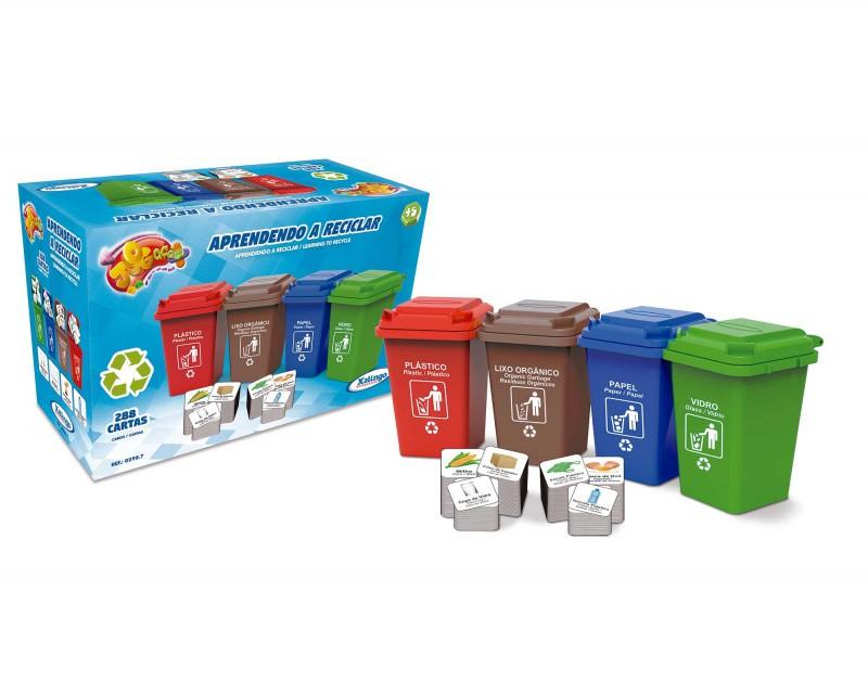 Aprendendo a Reciclar Xalingo