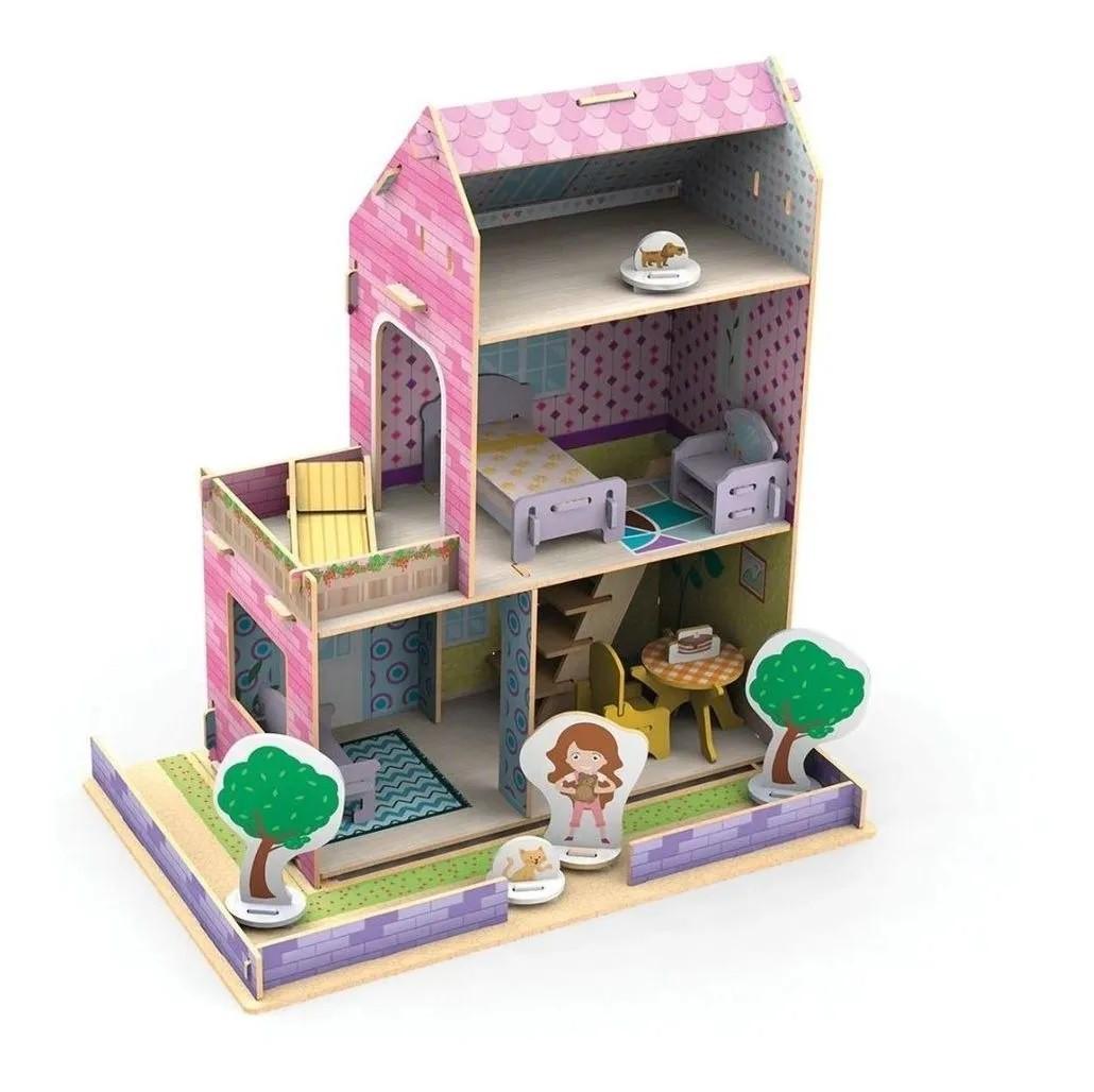 Casinha de Madeira Little house Verão Xalingo