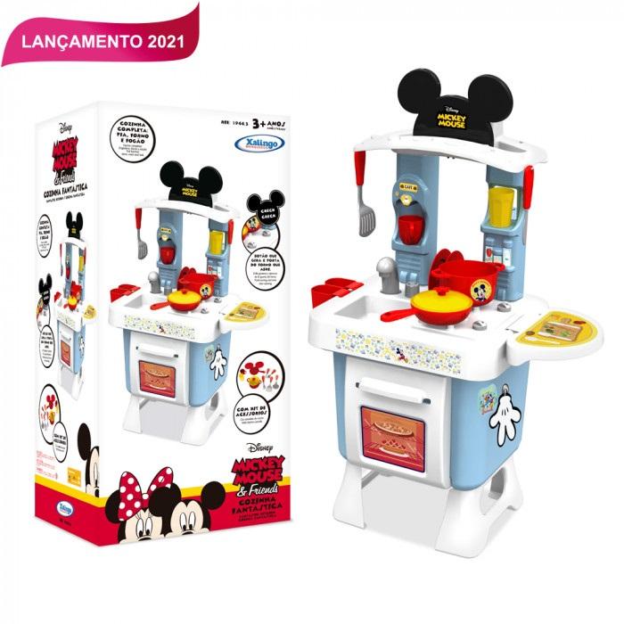 Cozinha Fantástica Mickey