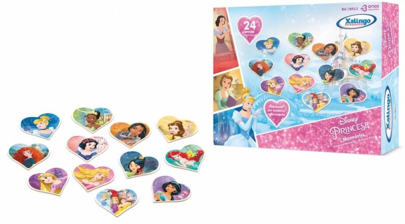 Memória Disney Princesa Xalingo