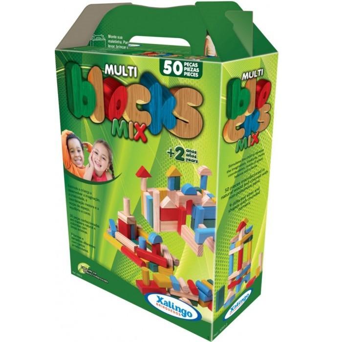Multi Blocks Mix Xalingo