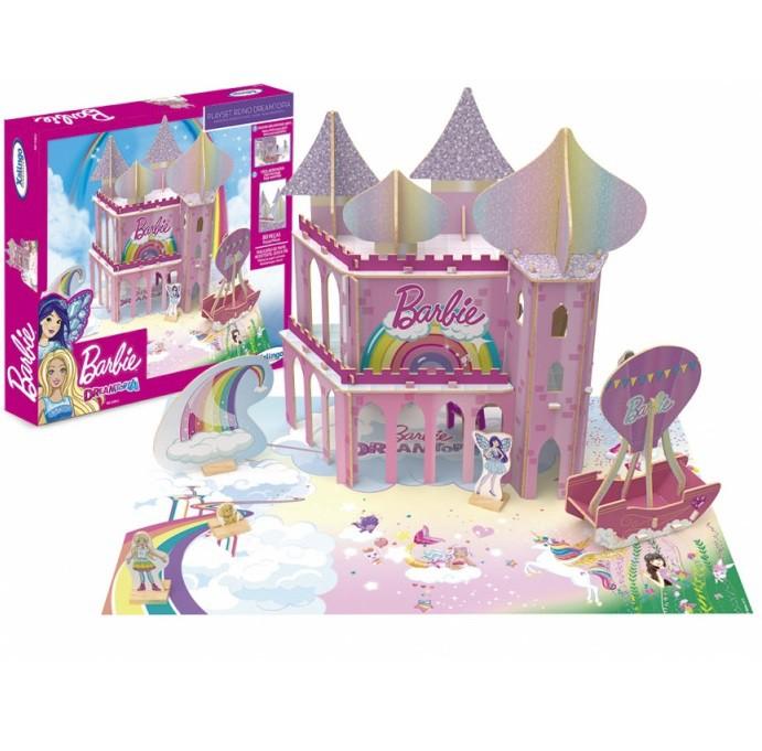 Playset Reino Dreamtopia Barbie Xalingo