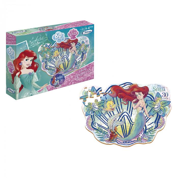 Quebra-Cabeça Ariel Disney