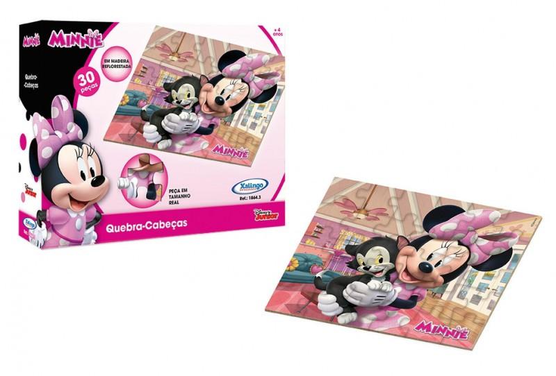 Quebra-cabeça Minnie Disney Xalingo