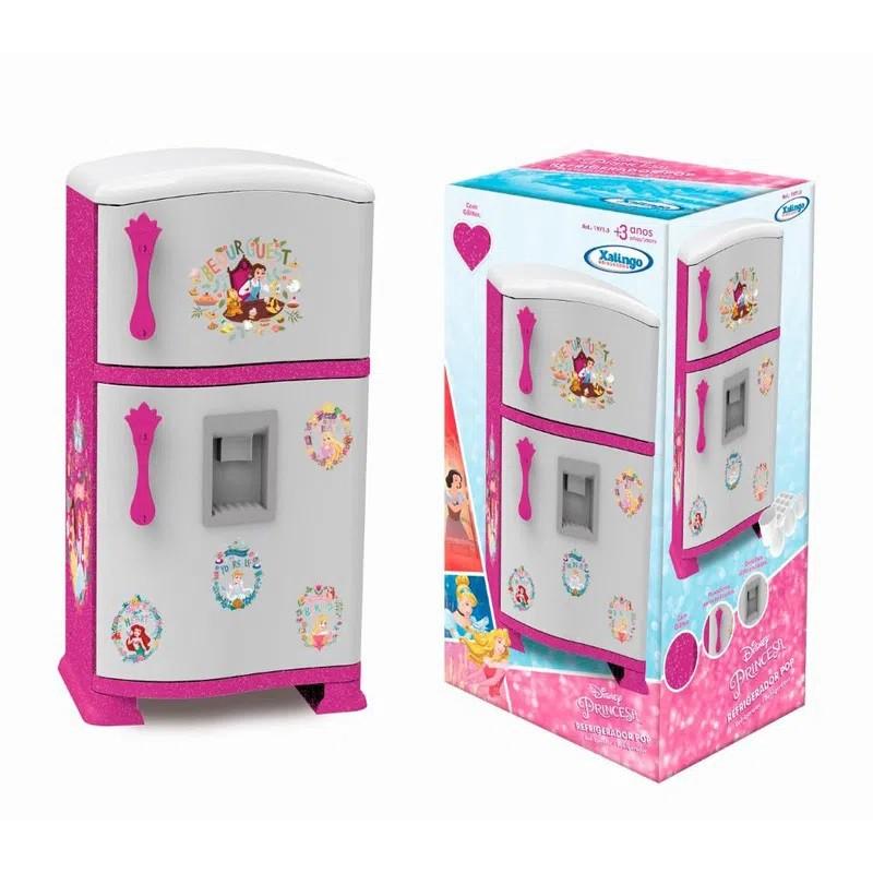 Refrigerador Pop Princesas Xalingo