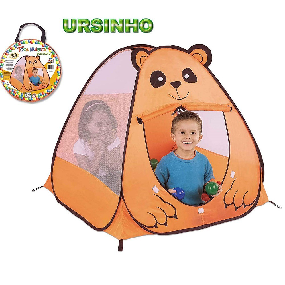 Toca Mágica Ursinho