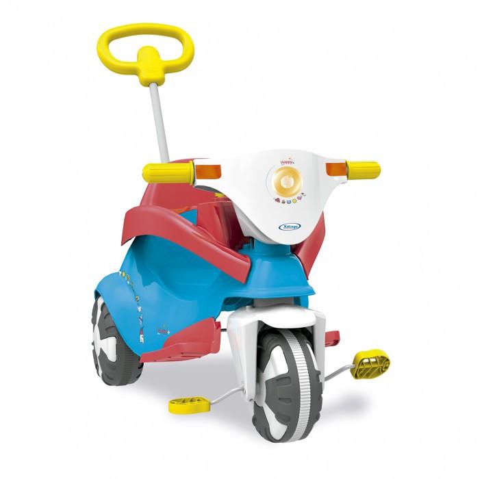 Triciclo Happy Blue 3x1 Xalingo