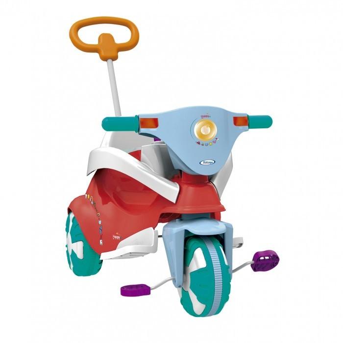 Triciclo Happy Red 3x1 Xalingo