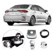 Engate Reboque Toyota Corolla 2020 2021 Completo