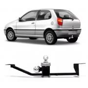 Engate Reboque Fiat Palio 1996 Até 2000 Completo