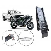 Rampa Para Subir Moto Grande 600 750 1000 Caminhonete Dobrável