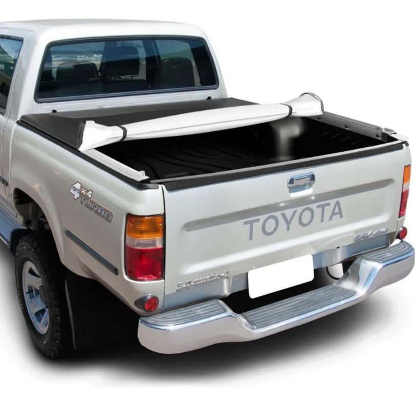 Capota Marítima Toyota Hilux Cabine Dupla 1998 A 2004 Slim Trek