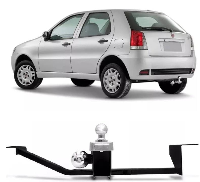 Engate Reboque Fiat Palio 2004 2005 2006 2007 Completo