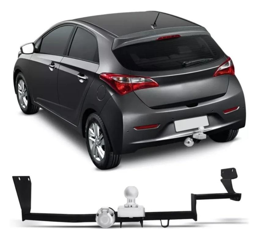 Engate Reboque Hyundai Hb20 2016 2017 2018 2019 Completo