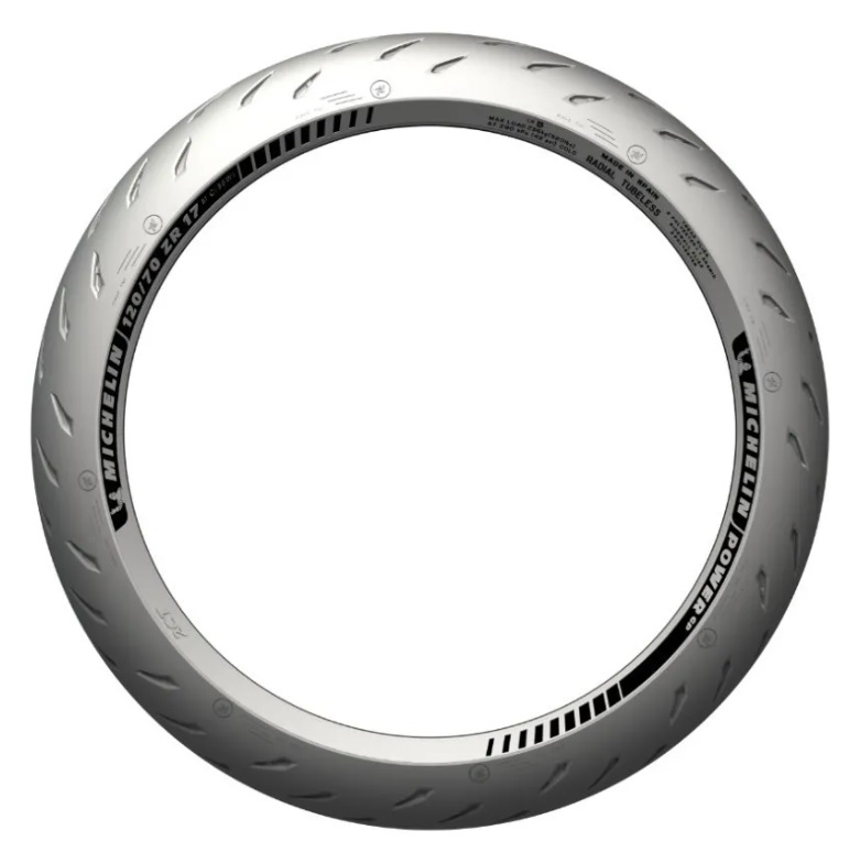 Pneu 120/70-17 58W Michelin Power GP
