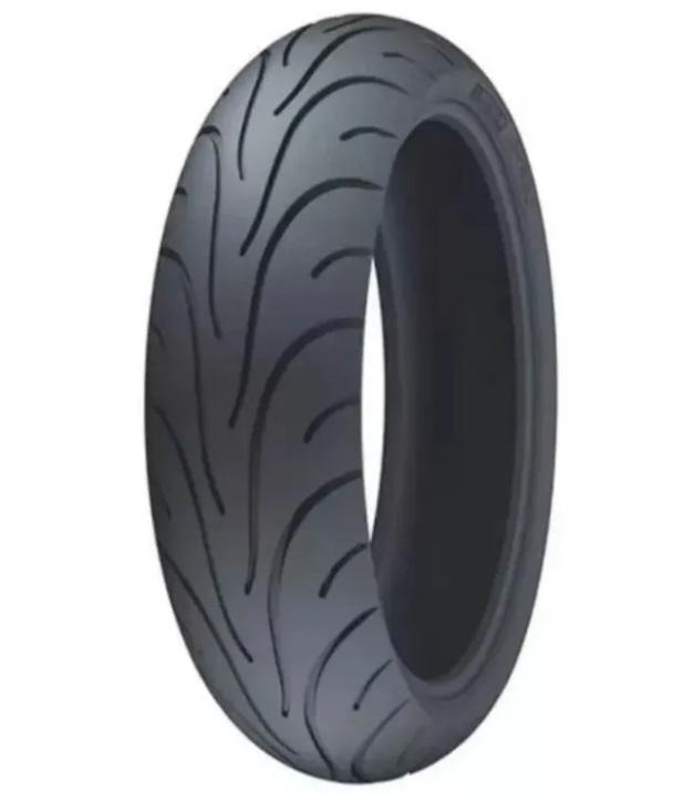 Pneu Michelin 190/50 Zr17 Pilot Road 2