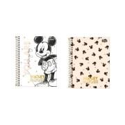 Caderno Colegial Mickey 1M Tilibra