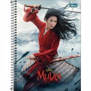 Caderno Mulan