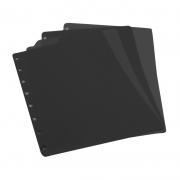 Divisórias pretas para Caderno Inteligente