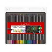 EcoLápis de cor SuperSoft Faber-Castell c/24 cores