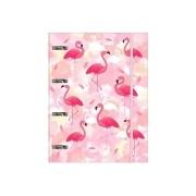 Fichário Tilibra Aloha Flamingo