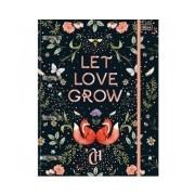 Fichário Tilibra Capricho Let Love Grow