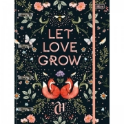 Fichário Tilibra Let Love Grow