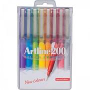 Kit de canetas Artline 200 0.4mm c/10 cores