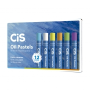 OIL Pastels com 12