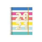 Planner Espiral Be Nice Tilibra 2021