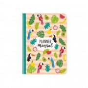 Planner Mensal Cartões Gigantes Tropical