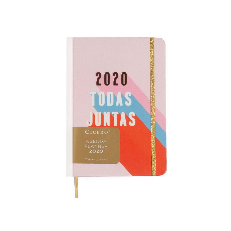 Agenda Planner 2020 Cicero Todas Juntas