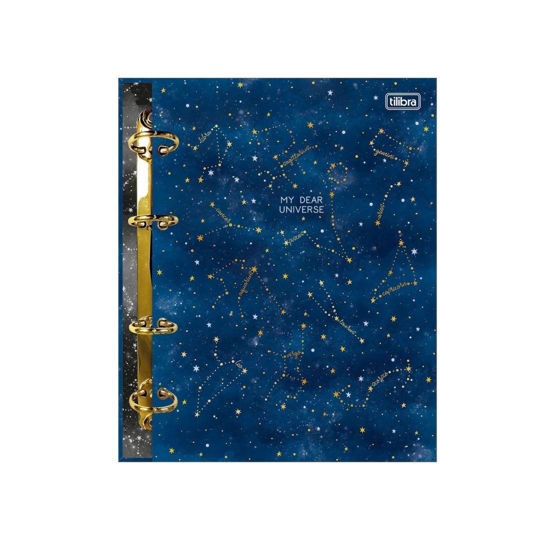 Caderno Argolado Cartonado Colegial Tilibra Magic