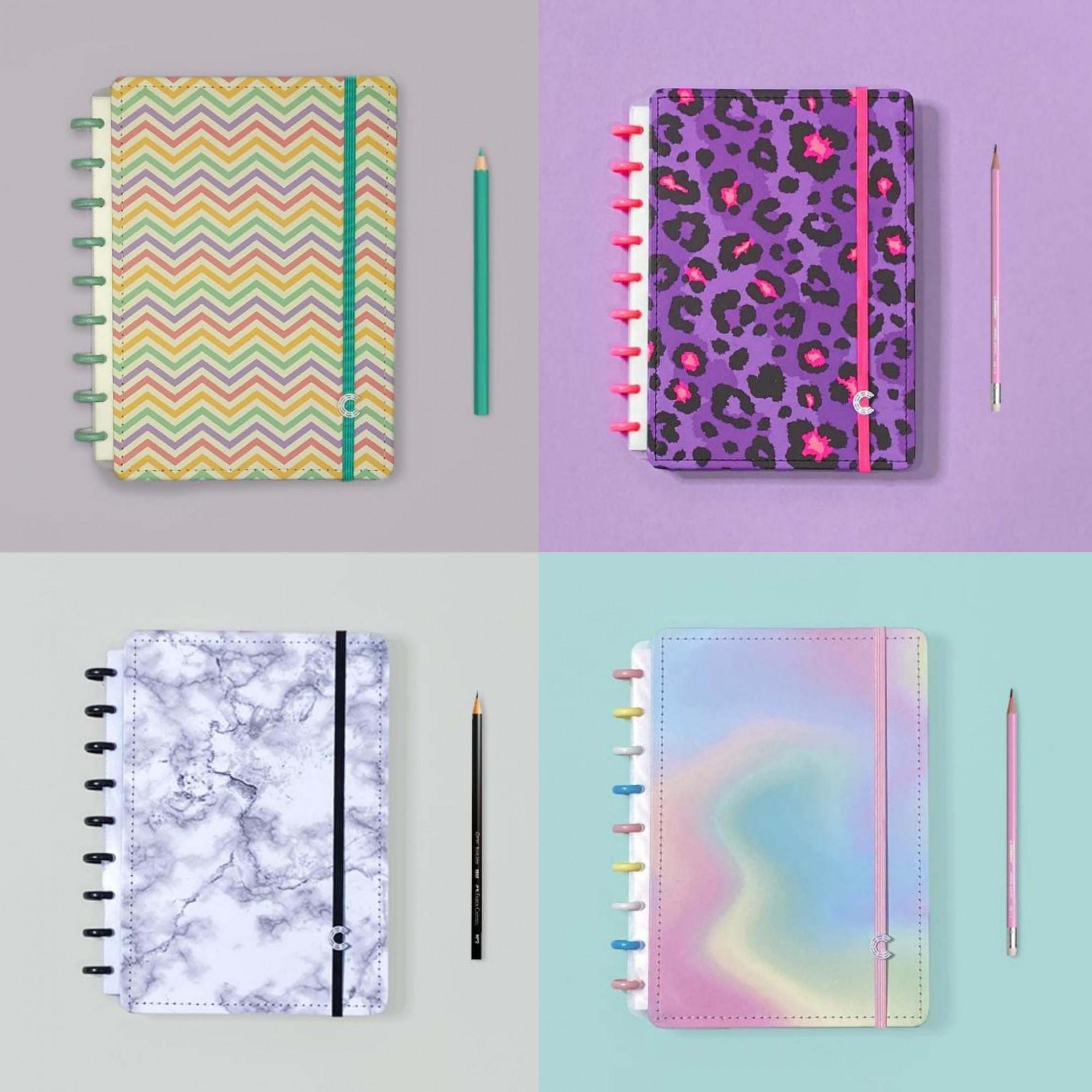 Caderno Inteligente - tamanho Medio