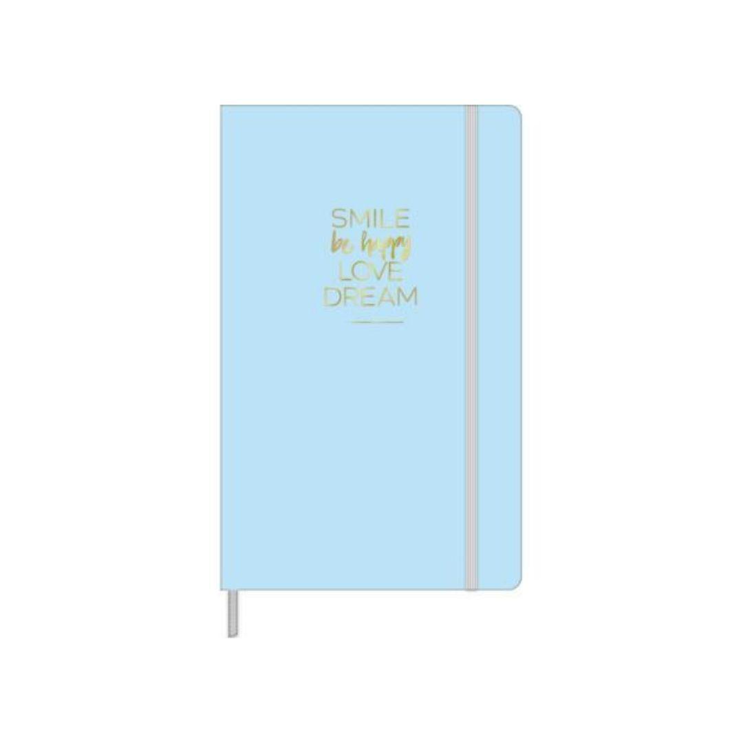 Caderno Pontilhado Tilibra Happy