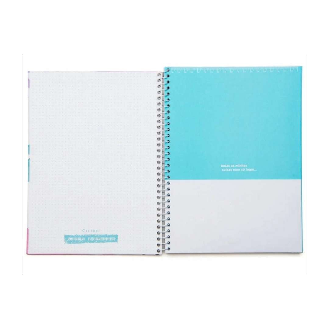 Caderno Universitário Cicero Menphis